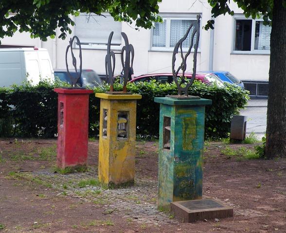 Kunst Malstatter Platz