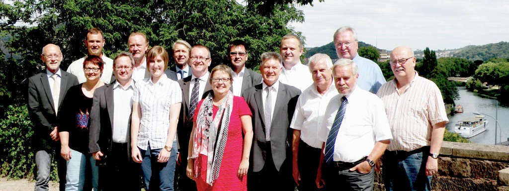 Die CDU-Fraktion im Regionalverband Saarbrücken