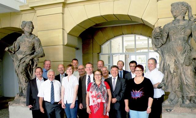Mitglieder der CDU-Fraktion 2014-2019