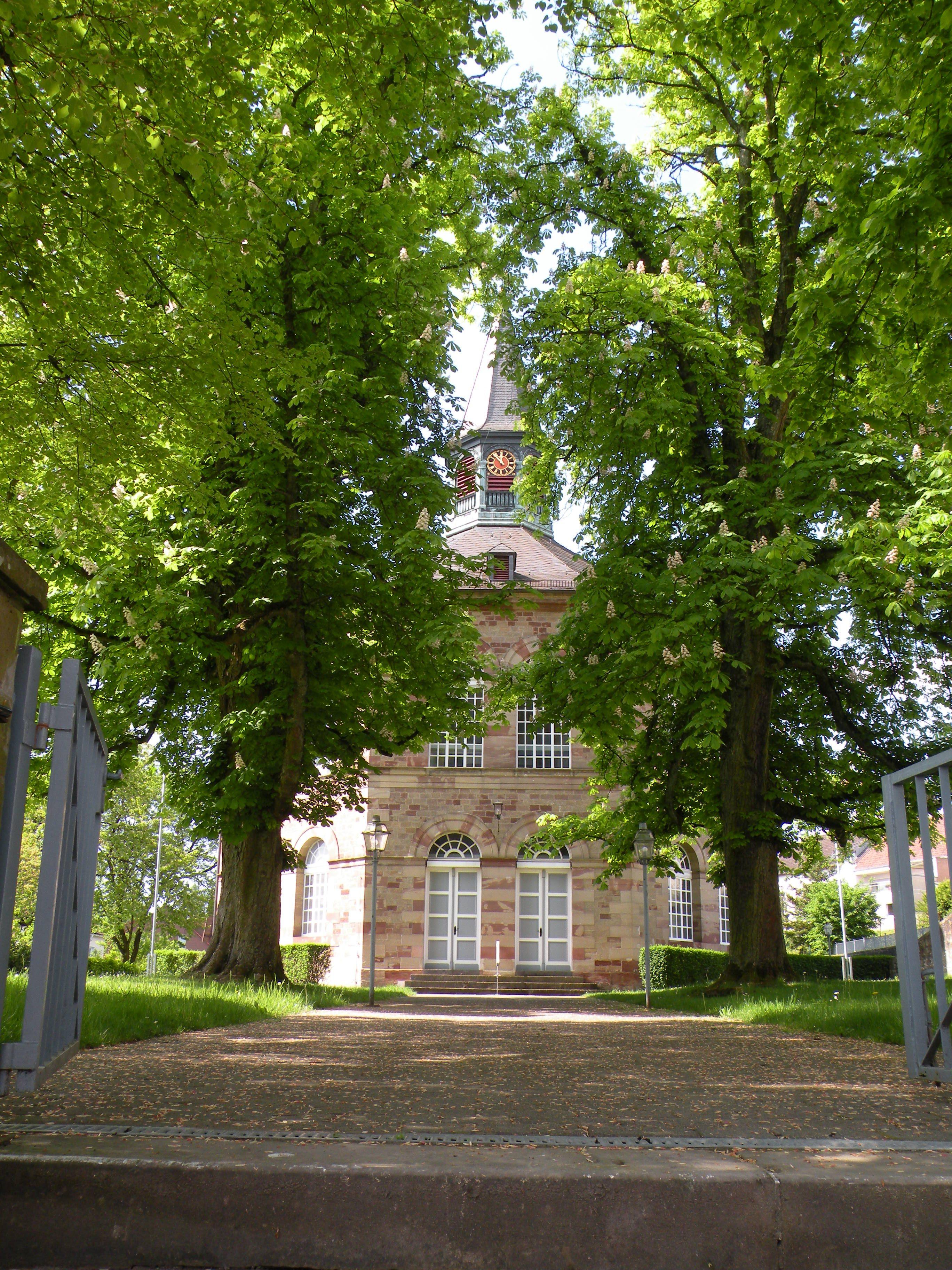Schinkelkirche Bischmisheim