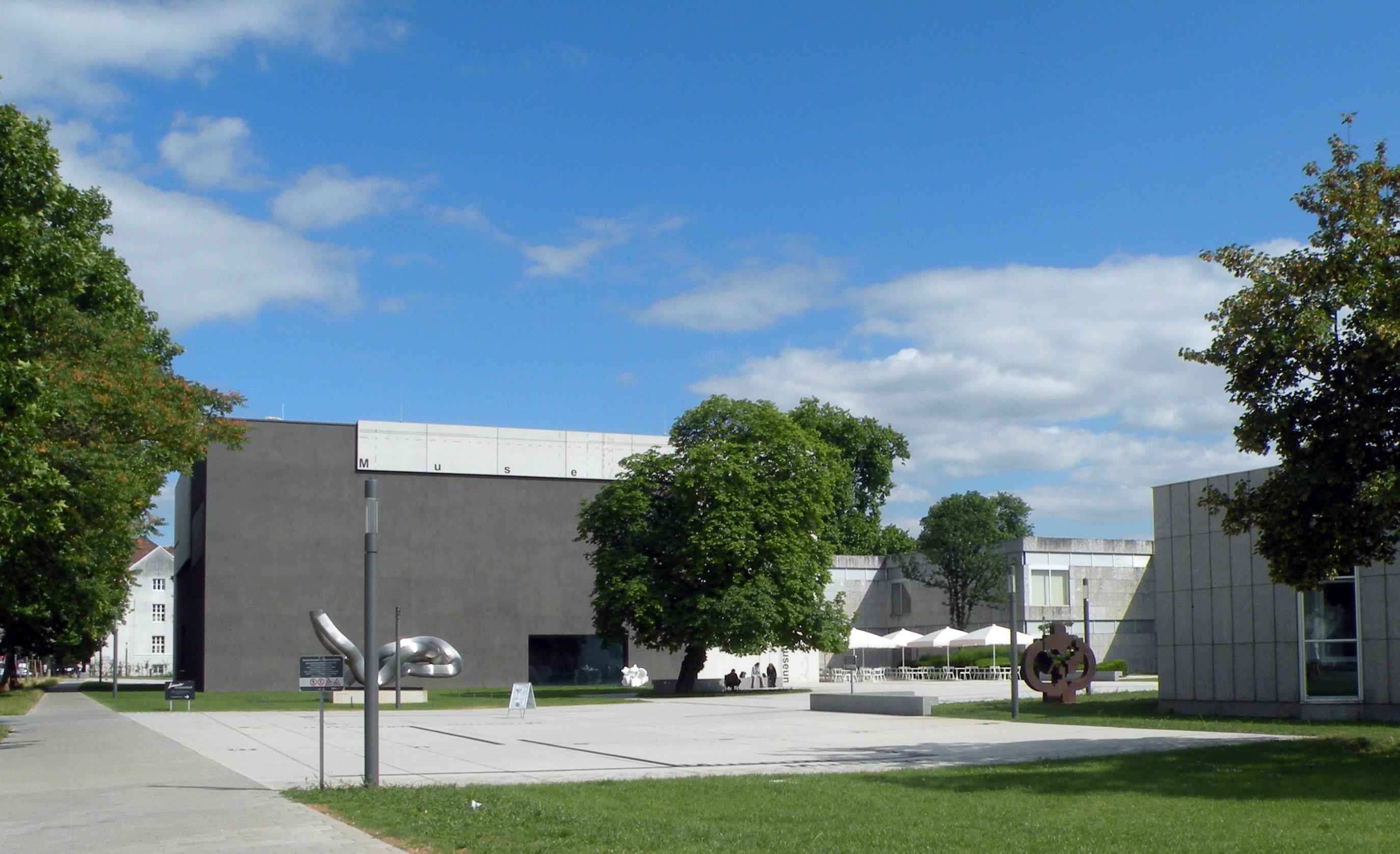 Saarland Museum, 4. Pavillon