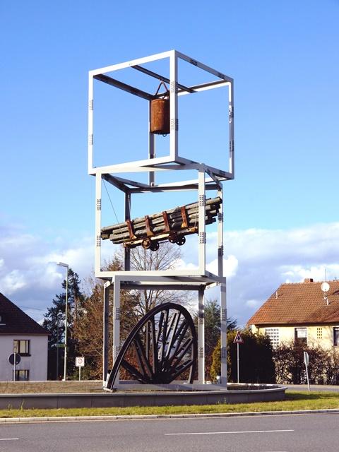 Kreisel Riegelsberg
