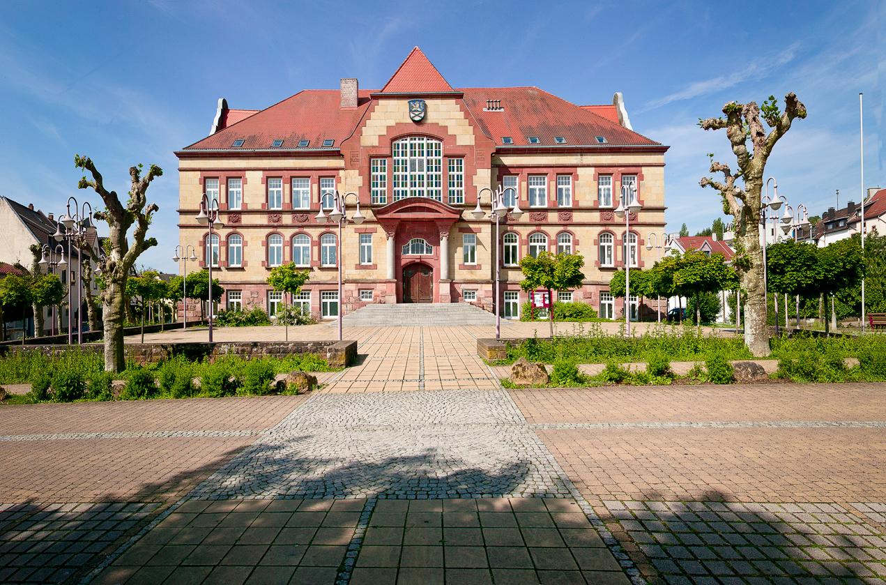 Rathaus Friedrichsthal, U. Möres